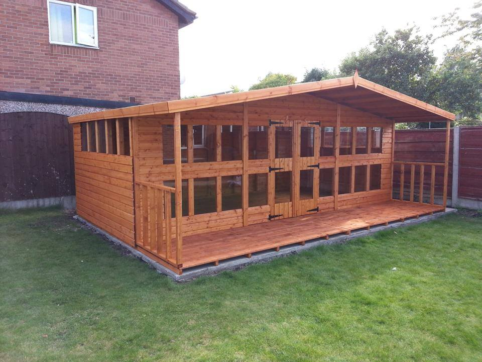 summerhouses in lincolnshire