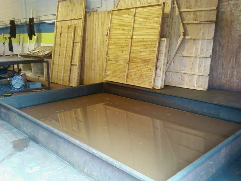 timber preservative dip tank