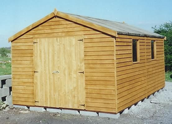 weatherboard-shed
