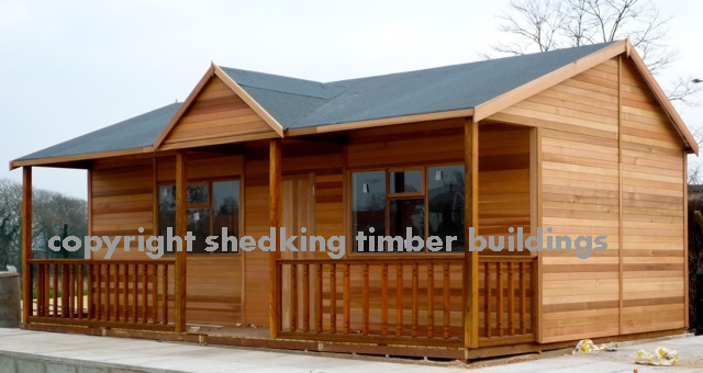 cedar shed herefordshire