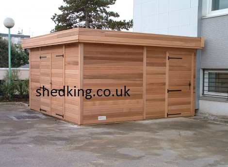 cedar sheds in manchester area