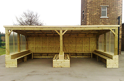 outdoorclassroom sheds liverpool