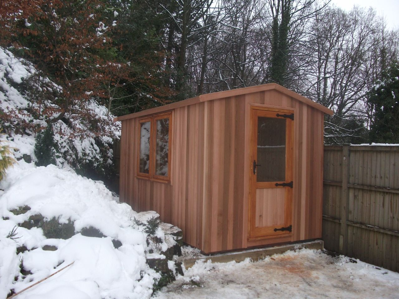 canadian shed